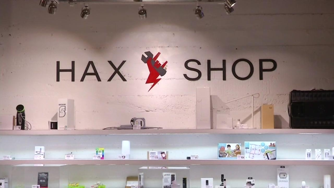 The HAX Shop is seen in this undated image.