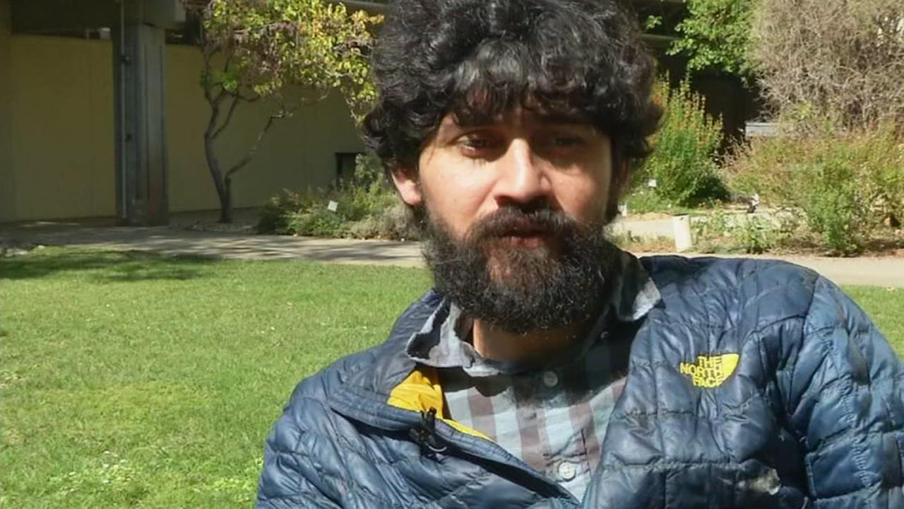 Manu Prakash is seen in this undated image.