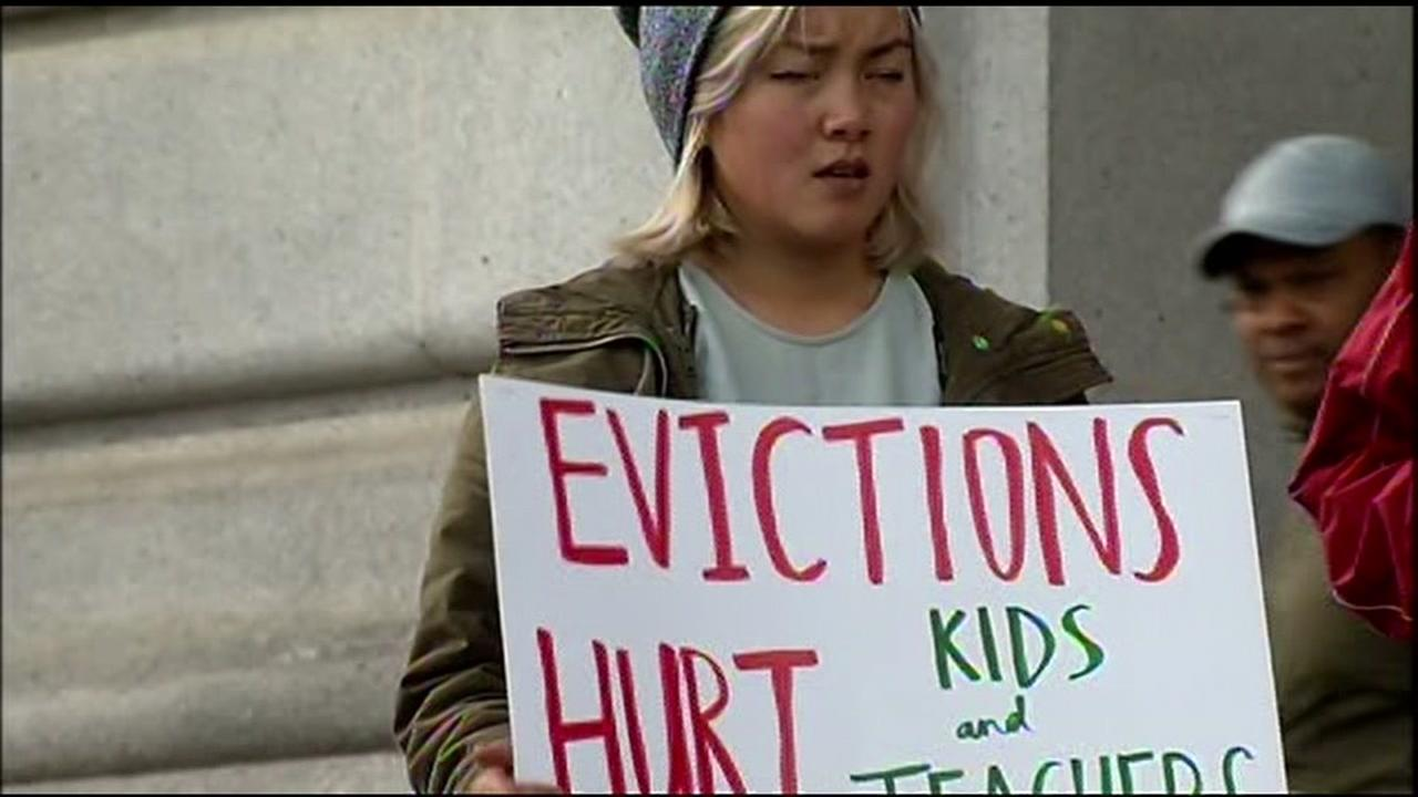 Elderly renter in San Francisco won $400,000 settlement for unlawful eviction