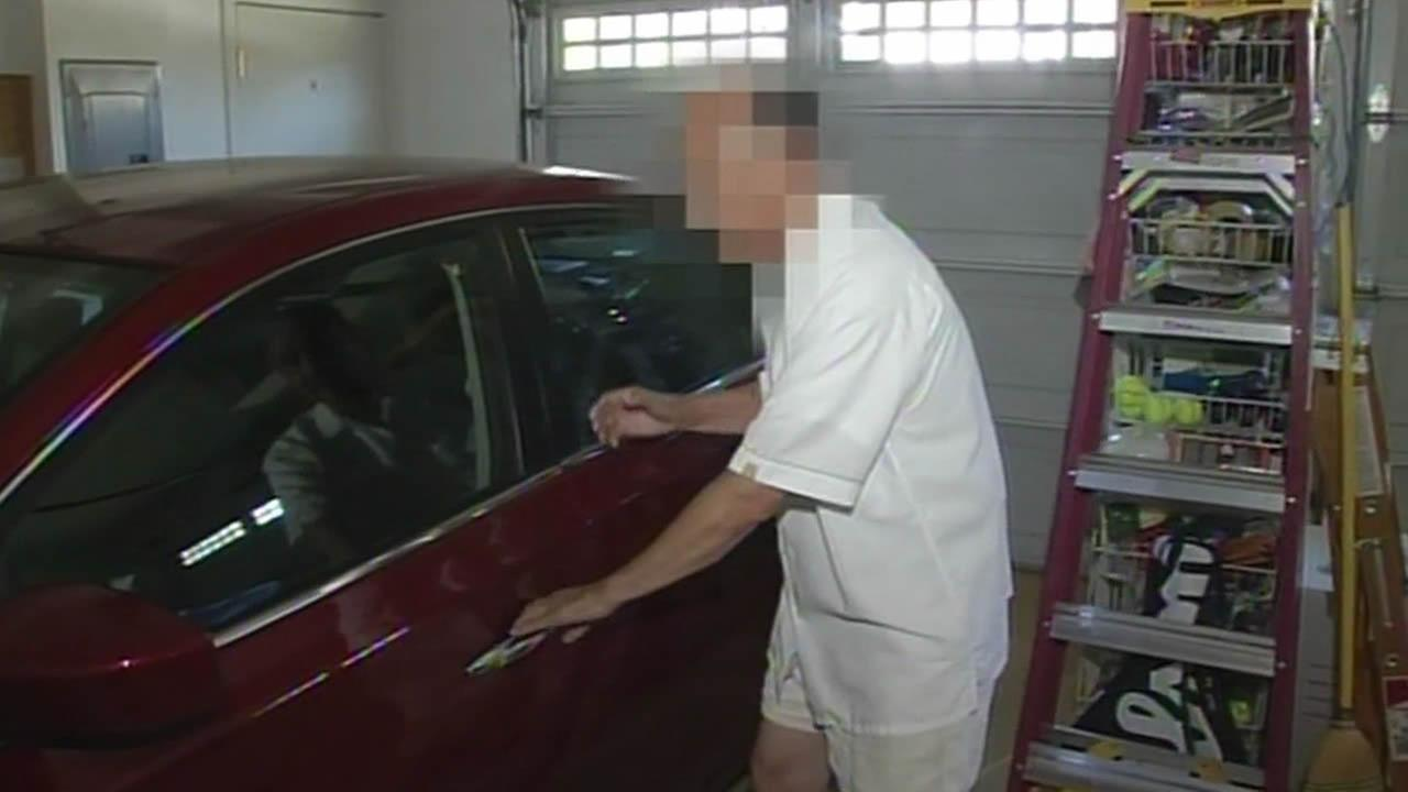 San Jose robbery victim