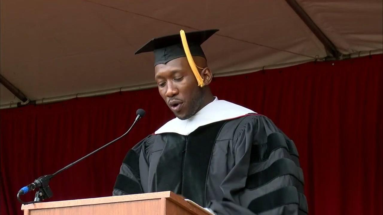 Mahershala Ali is seen in this undated image.