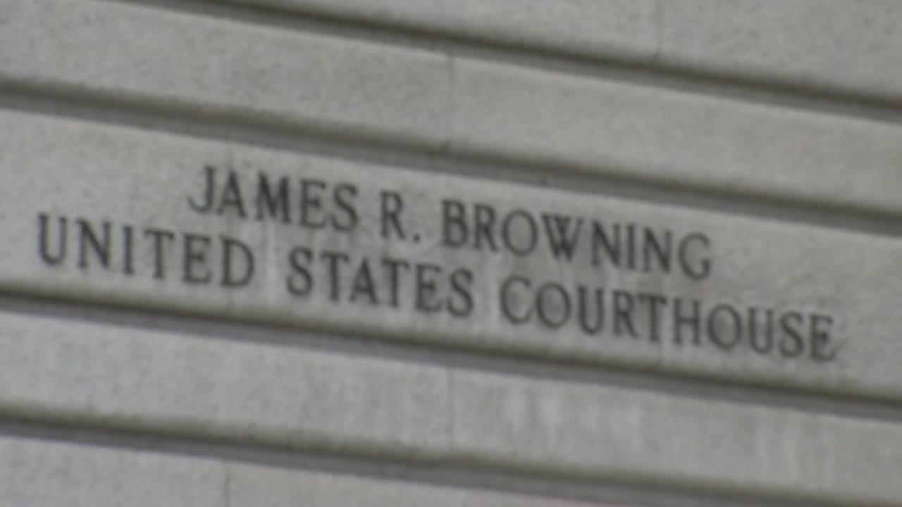 The James R. Browning Courthouse is seen in San Francisco in this undated image.