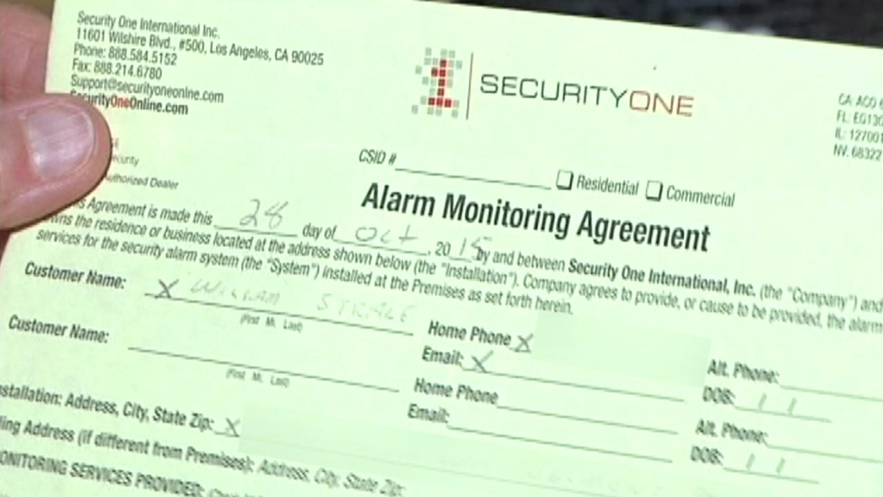 7 On Your Side helps couple tricked into security system contract