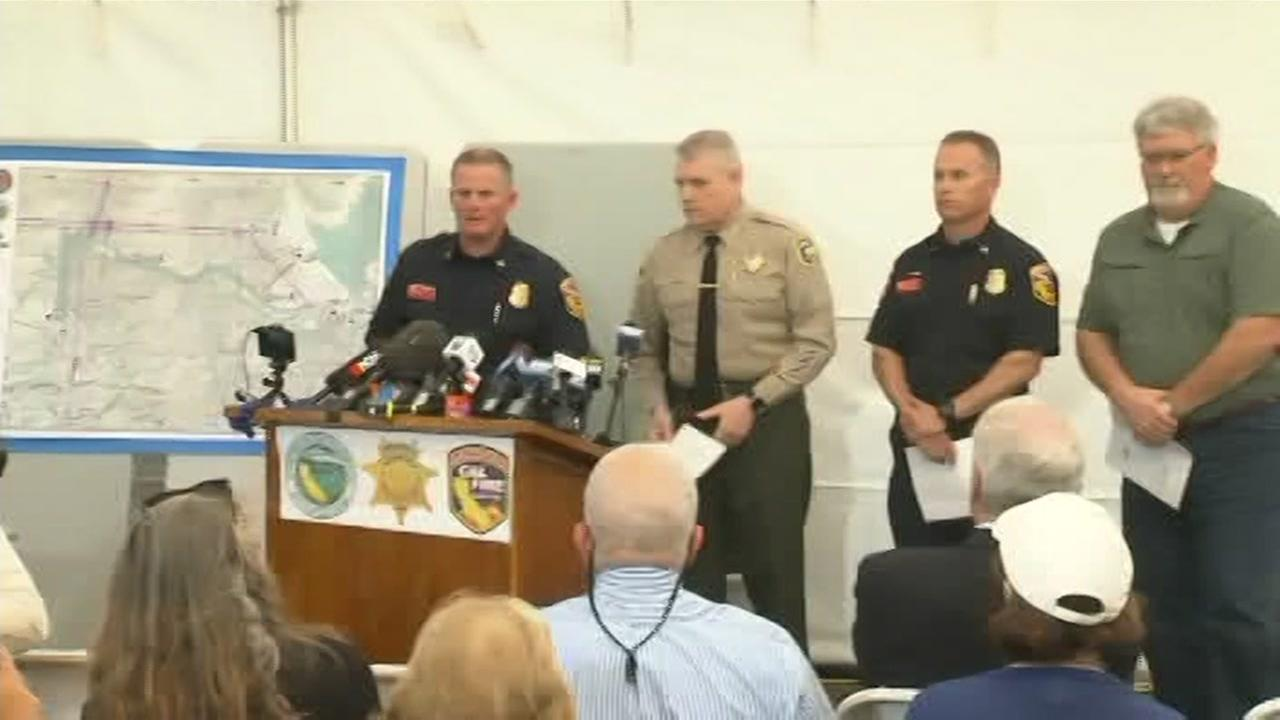 VIDEO: Evacuation orders lifted nearly 200,000 residents near Oroville Dam