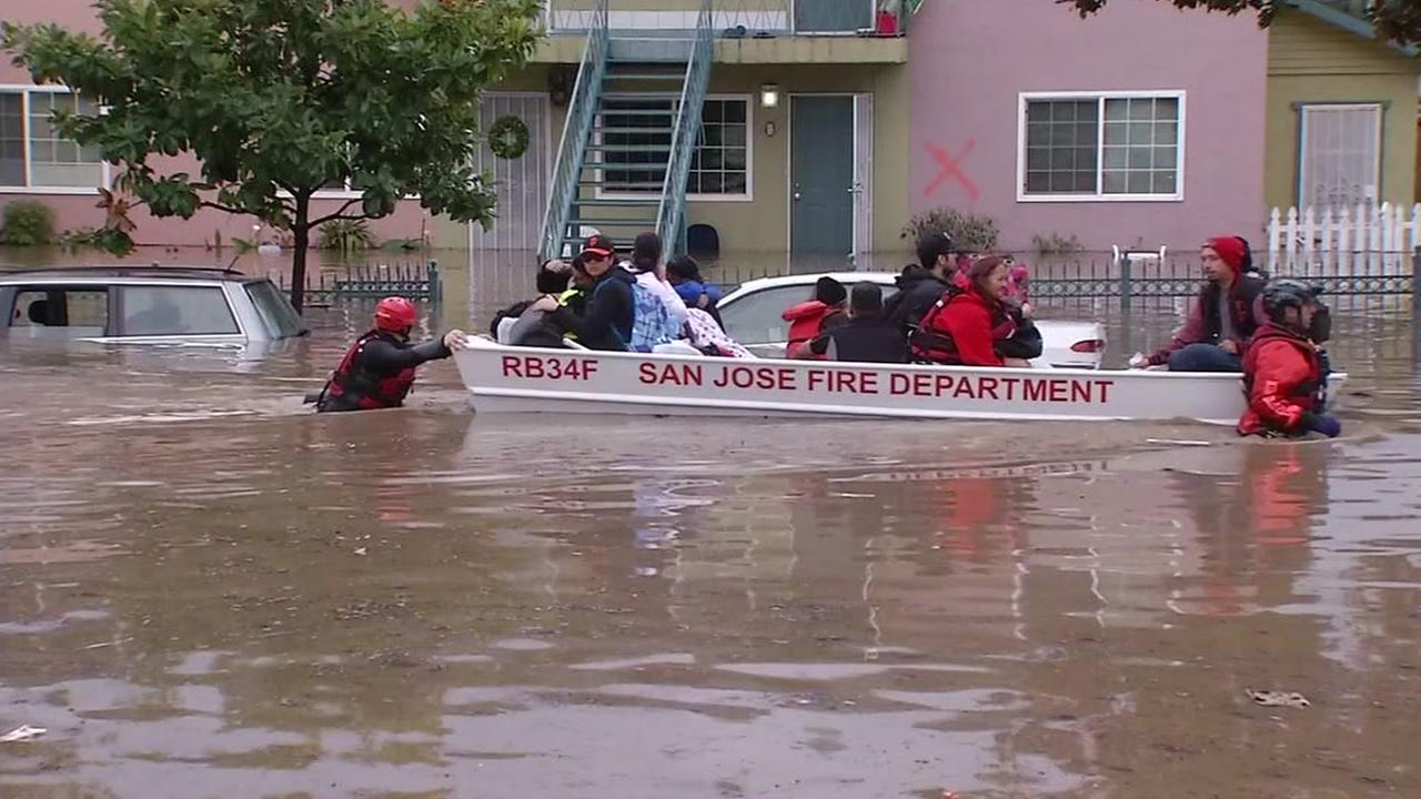 VIDEO: San Jose Fire Chief details Nordale rescue efforts