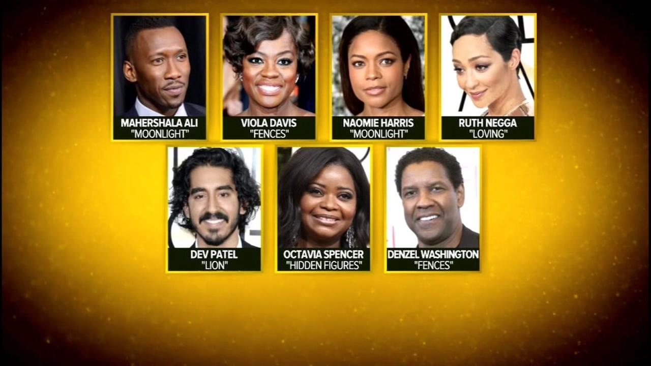 The Oscars to be a star studded and diverse night