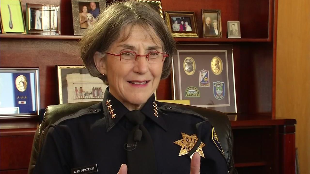 VIDEO: OPD chief discusses new role
