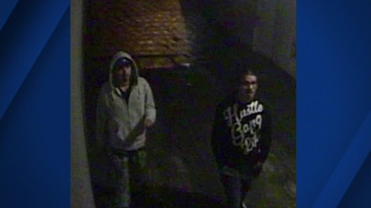 San Francisco are asking those who know these two suspects to call them, as theyre wanted in connection to the robbery of a mom and her one-year-old in the Mission District.