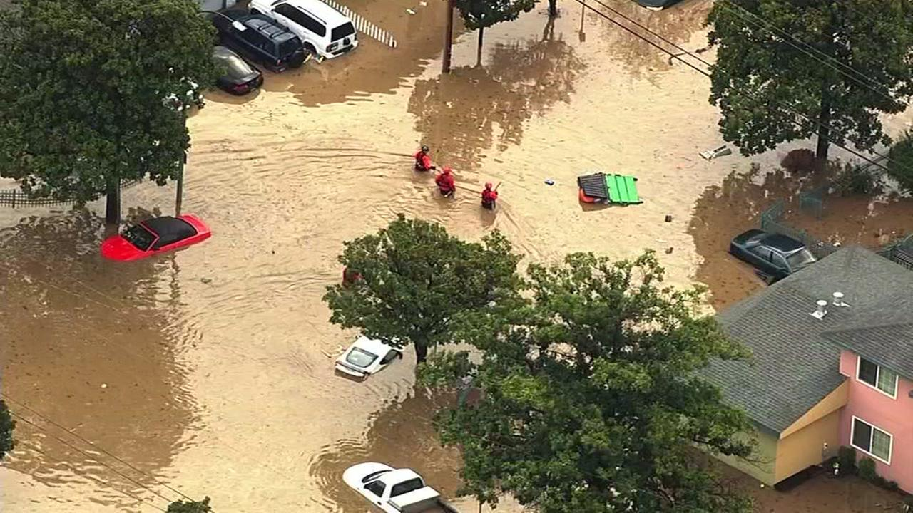 Image result for SAN JOSE LOAN CENTER OPENS TO HELP FLOOD VICTIMS