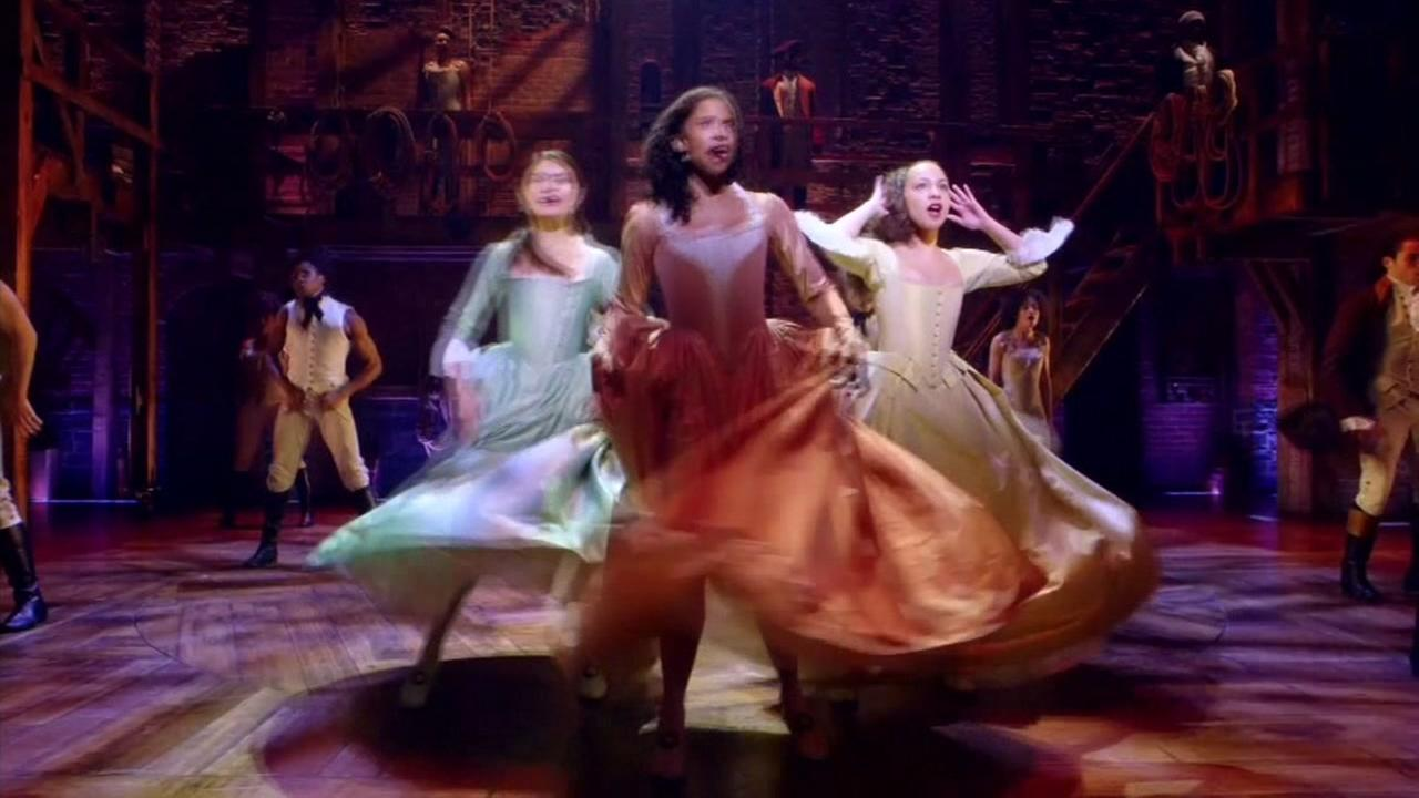 Bay Area students get to private matinee viewing of Hamilton