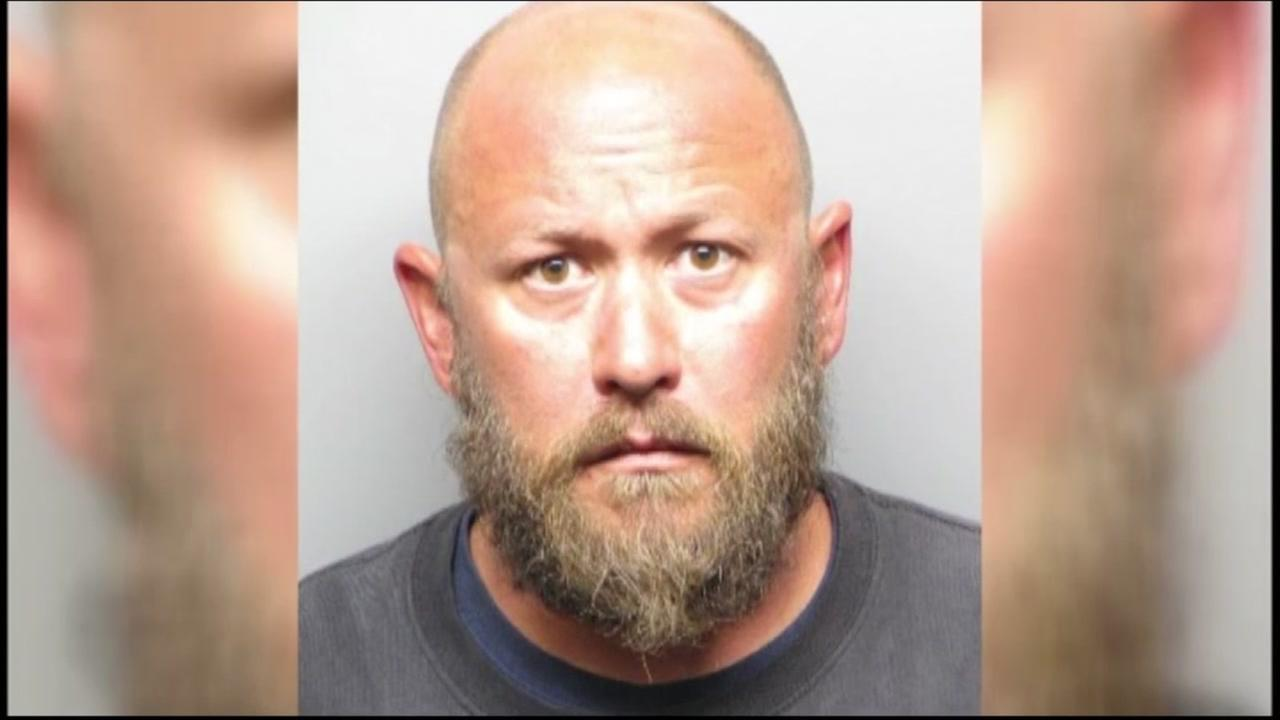 This is an undated mugshot of Gary Burbank of Discovery Bay.