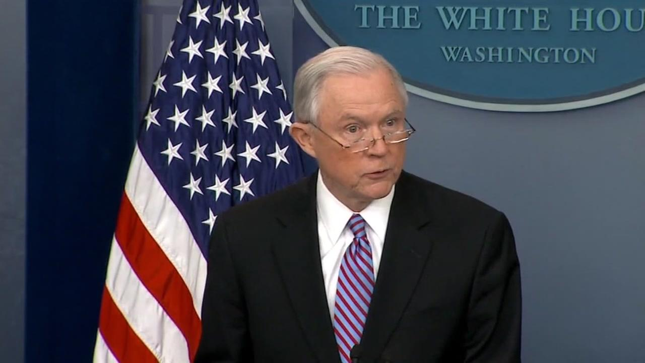 Attorney General Jeff Sessions threatens to cut fund to sanctuary cities