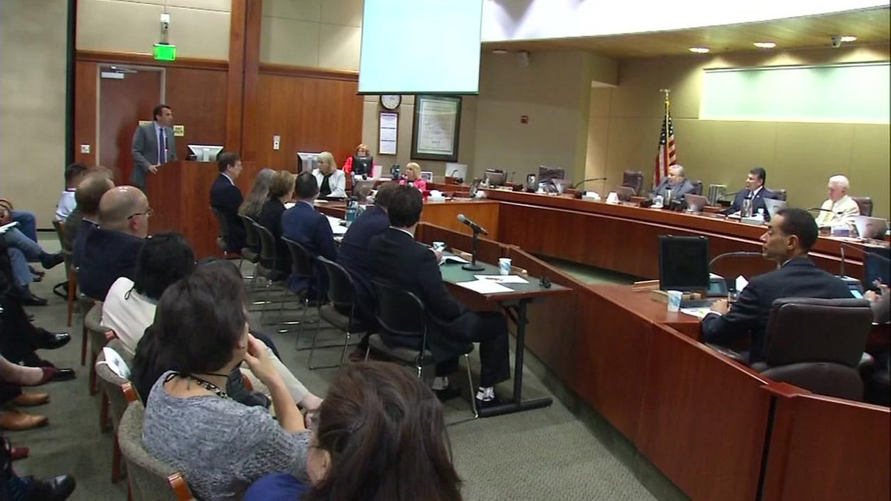 Valley Water holds San Jose flood meeting
