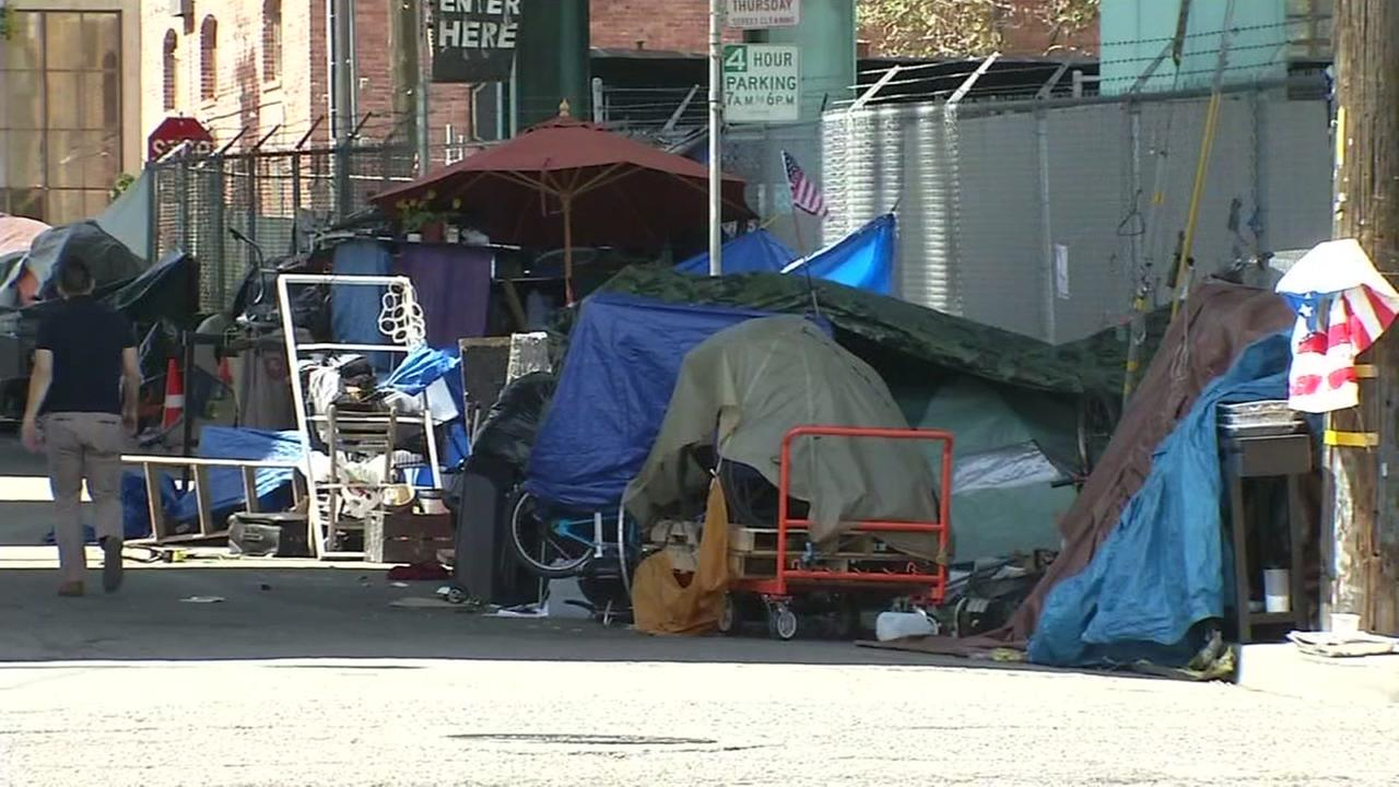 Potrero Hills residents and businesses complain about San Francisco homeless