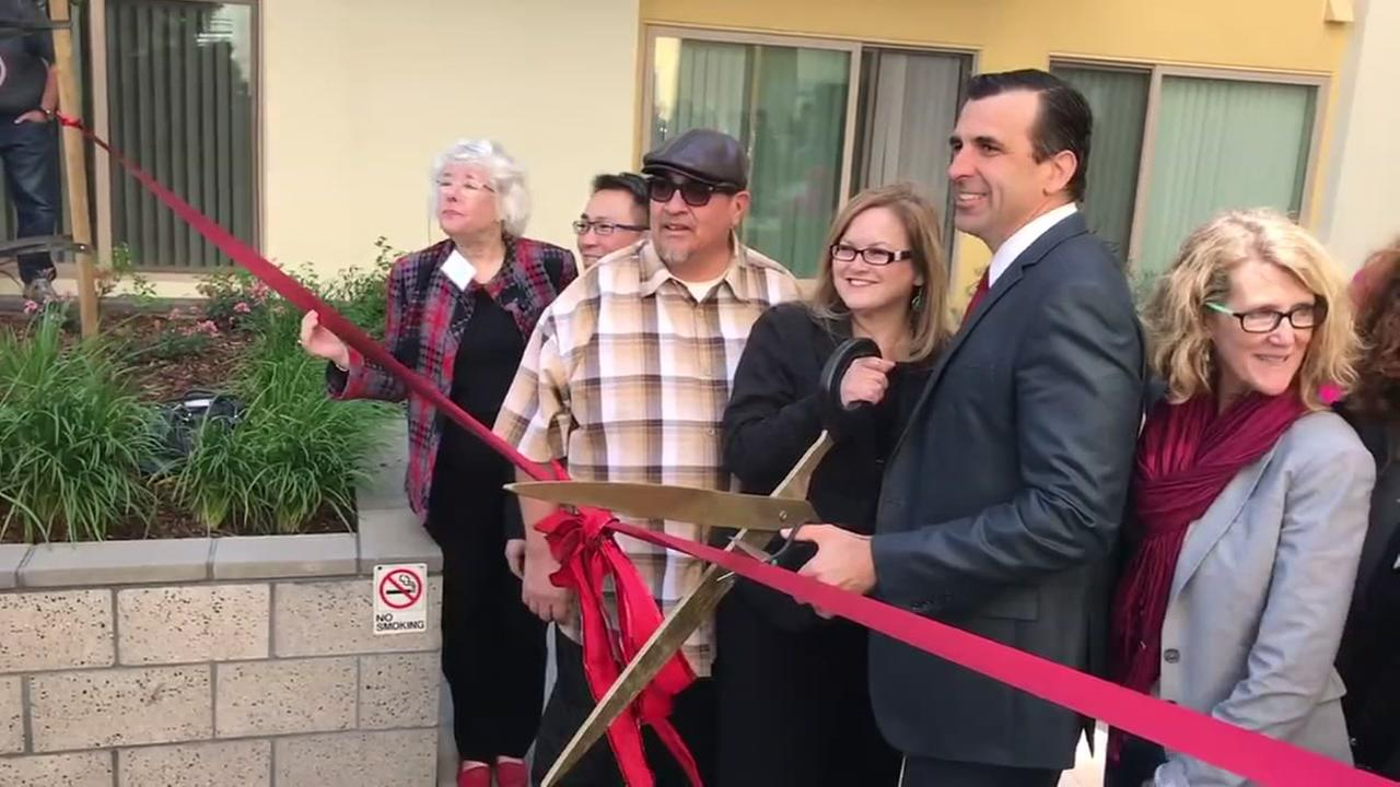 Affordable rental apartment complex has grand opening in San Jose