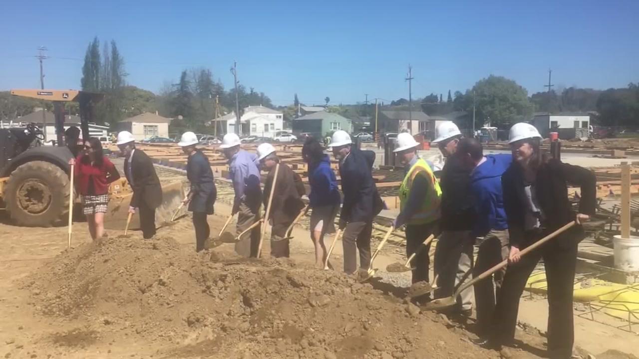 Groundbreaking ceremony held for new academy in Vallejo