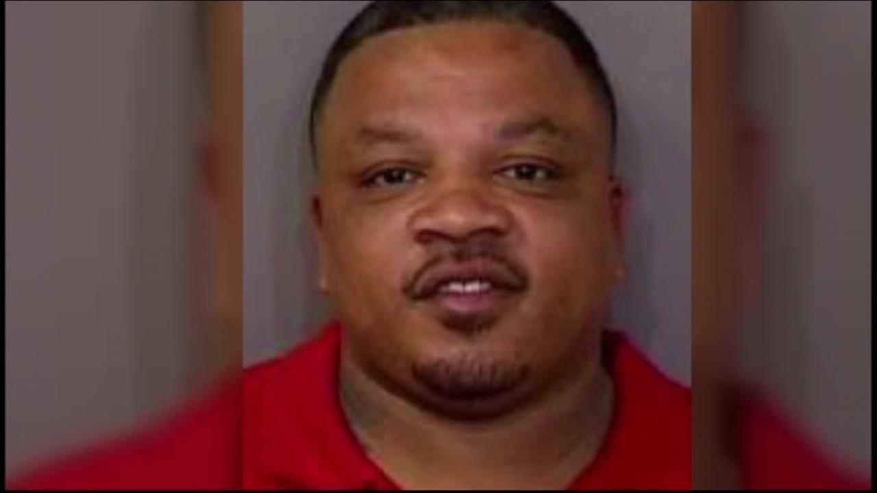 This is an undated image of Richmond murder suspect Lawyer Dushan McBride.