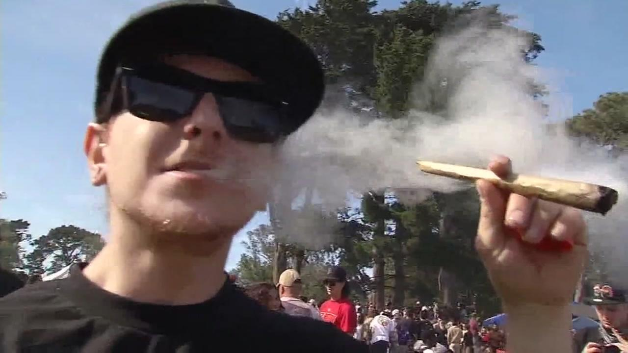 San Francisco announces new regulations for 420 in Golden Gate Park