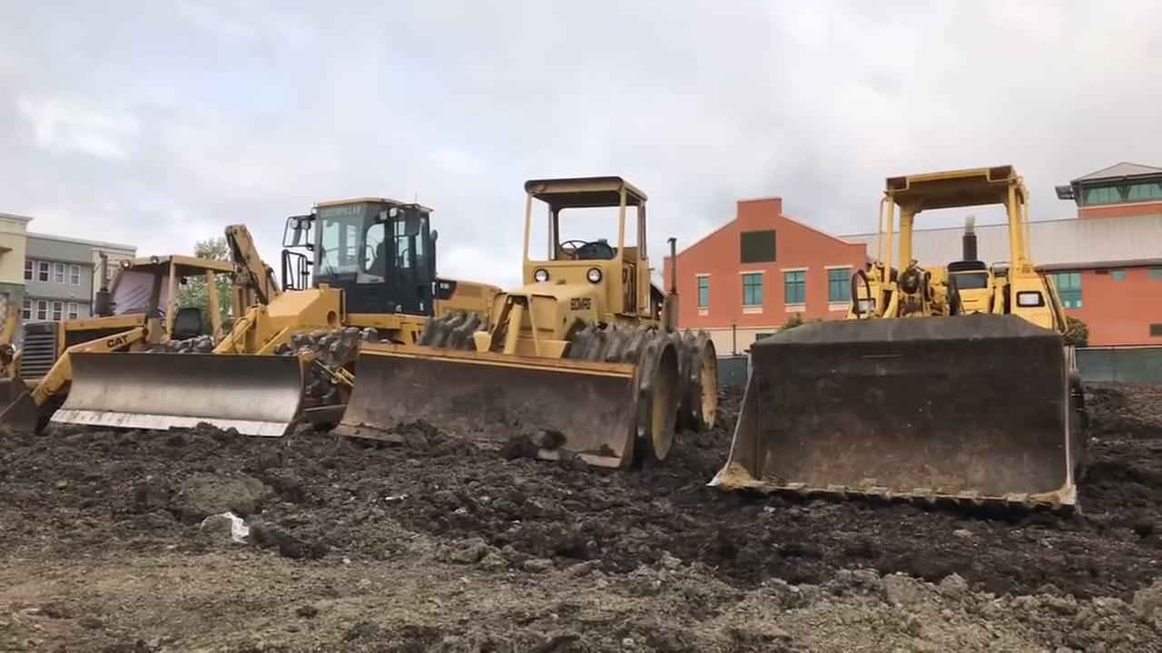 Crews break ground on senior housing development in El Cerrito