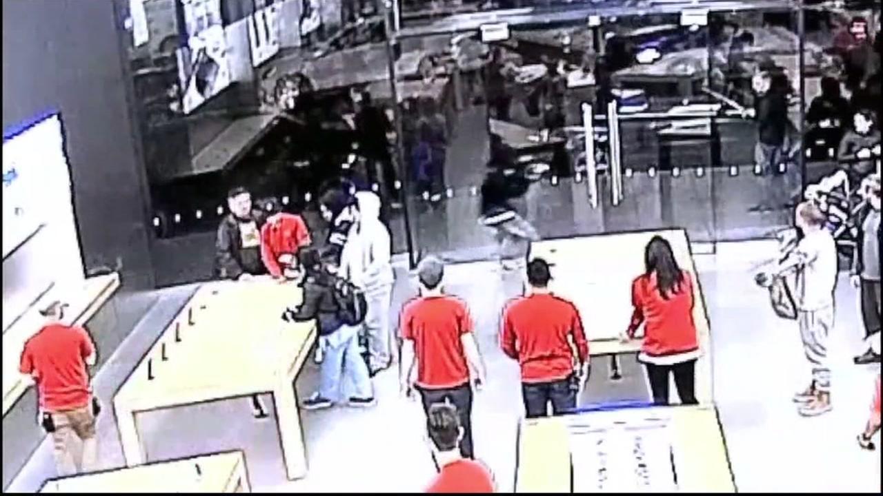 Burglars steal $24,000 in goods from Apple Store in Corte Madera