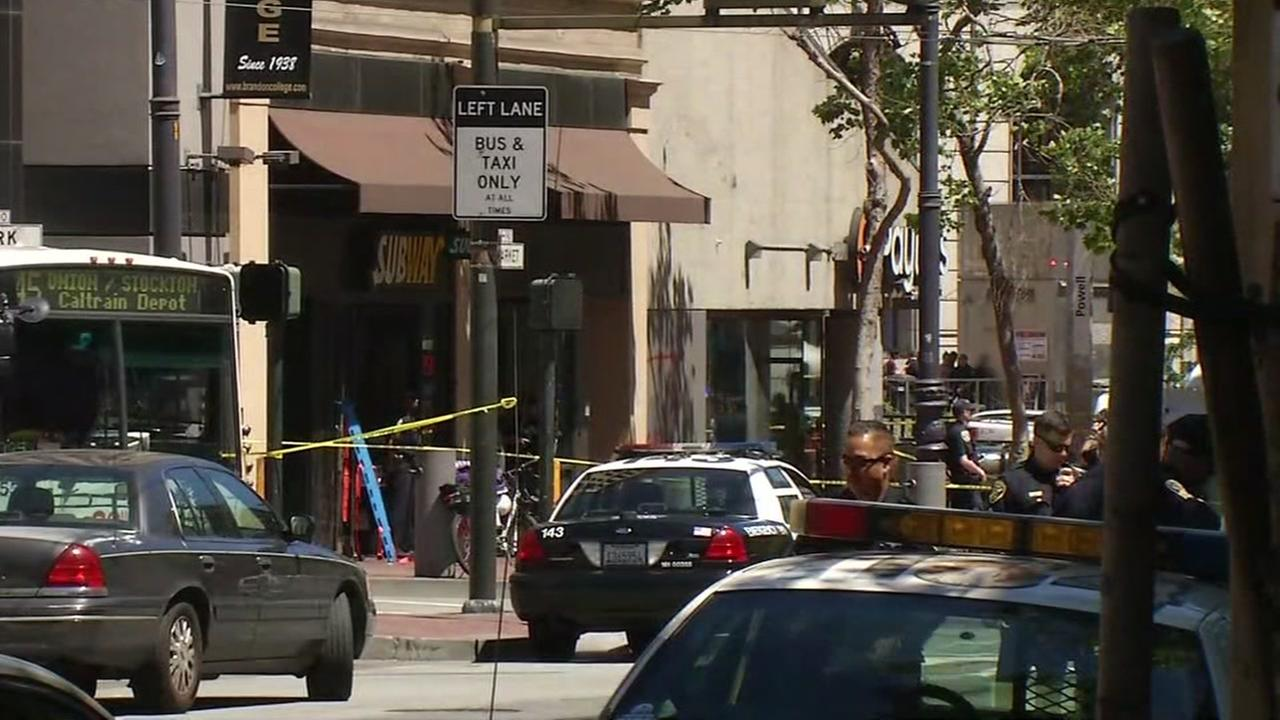 San Francisco police identify stabbing suspect in police shooting