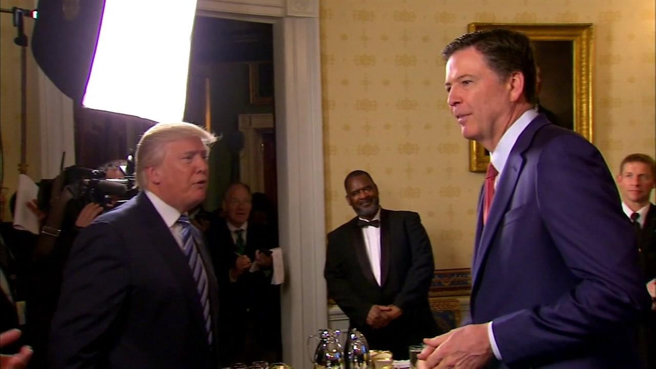 Officials: Former FBI Director James Comey sought more Russia probe resources before firing