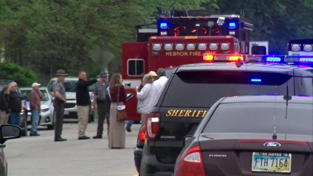 Ohio police chief, two employees killed in senior center shooting