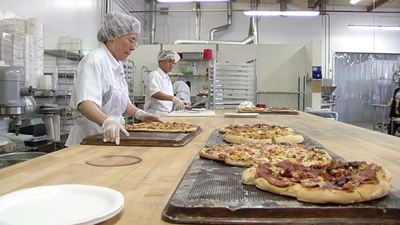 Bread Project graduates from Emeryville