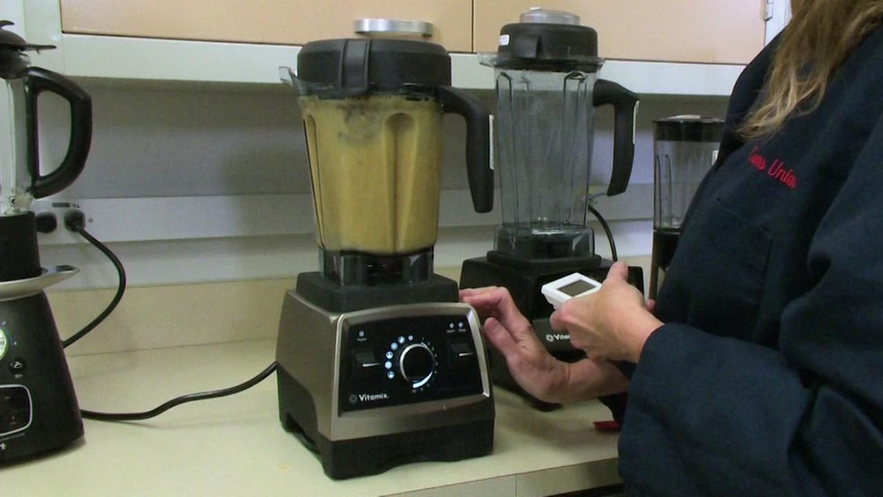 This is an undated image of a blender.