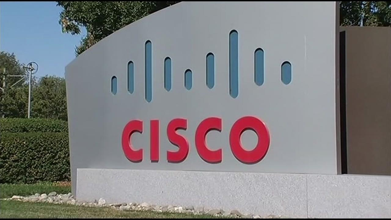 Cisco laying off 1,100 employees after declining revenue reports