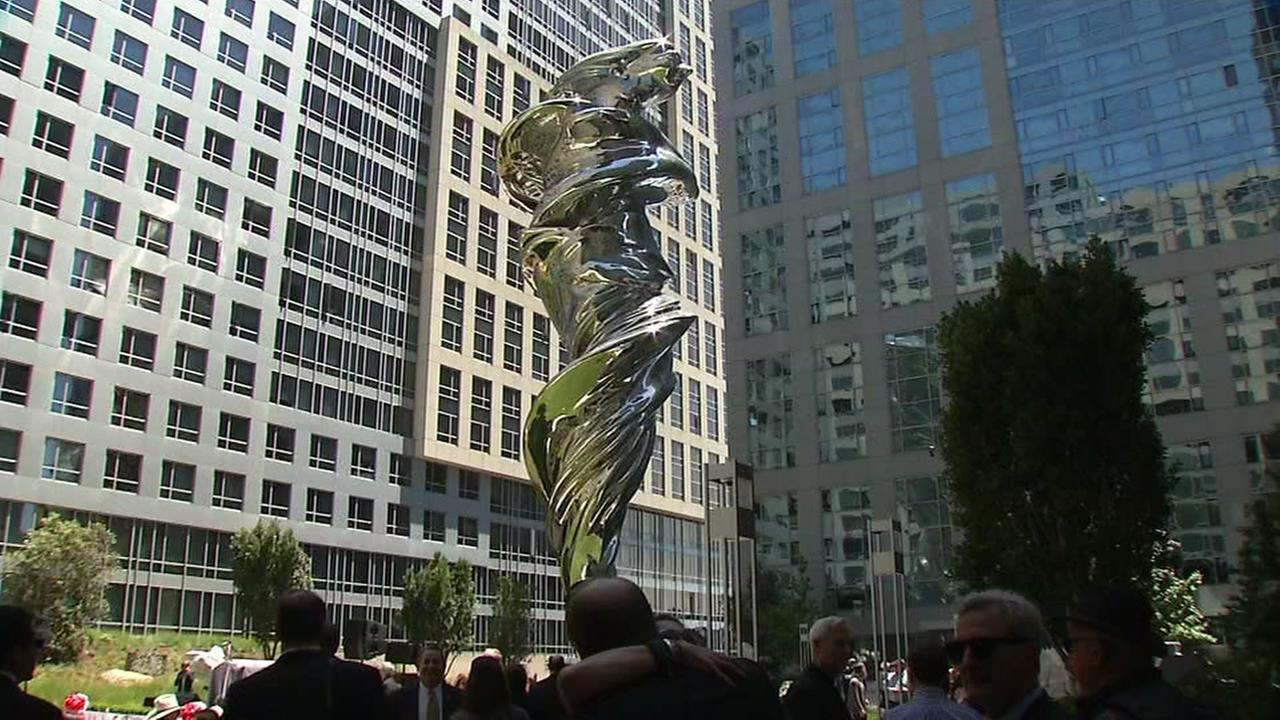 Massive sculpture of Venus debuts in San Francisco