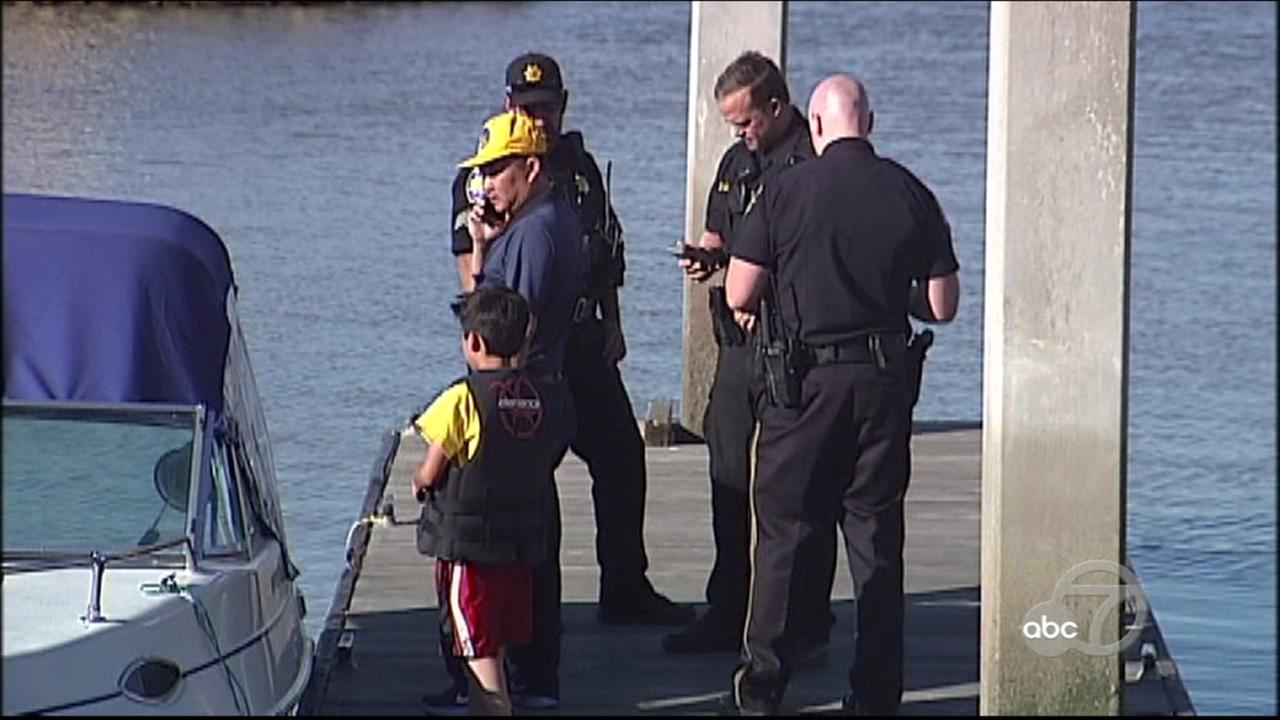 Search efforts continue for missing father near Pittsburg Marina