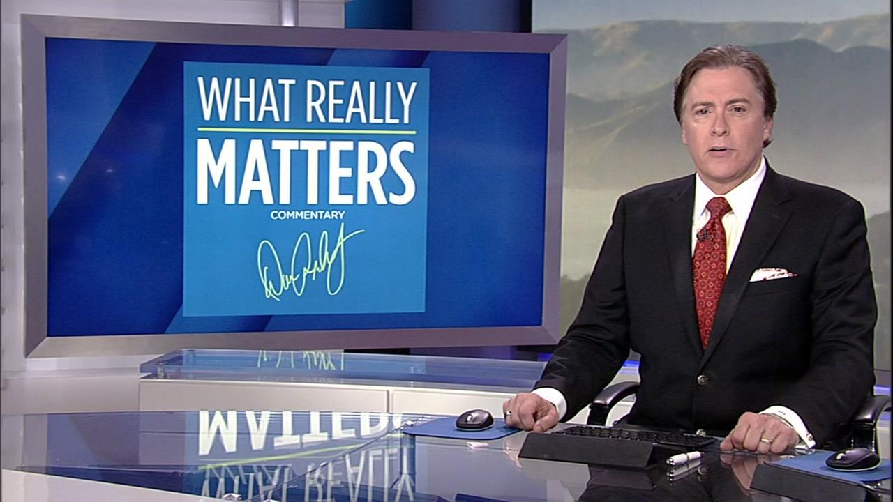 Dan Ashley delivers his What Really Matters segment on June 2, 2017.