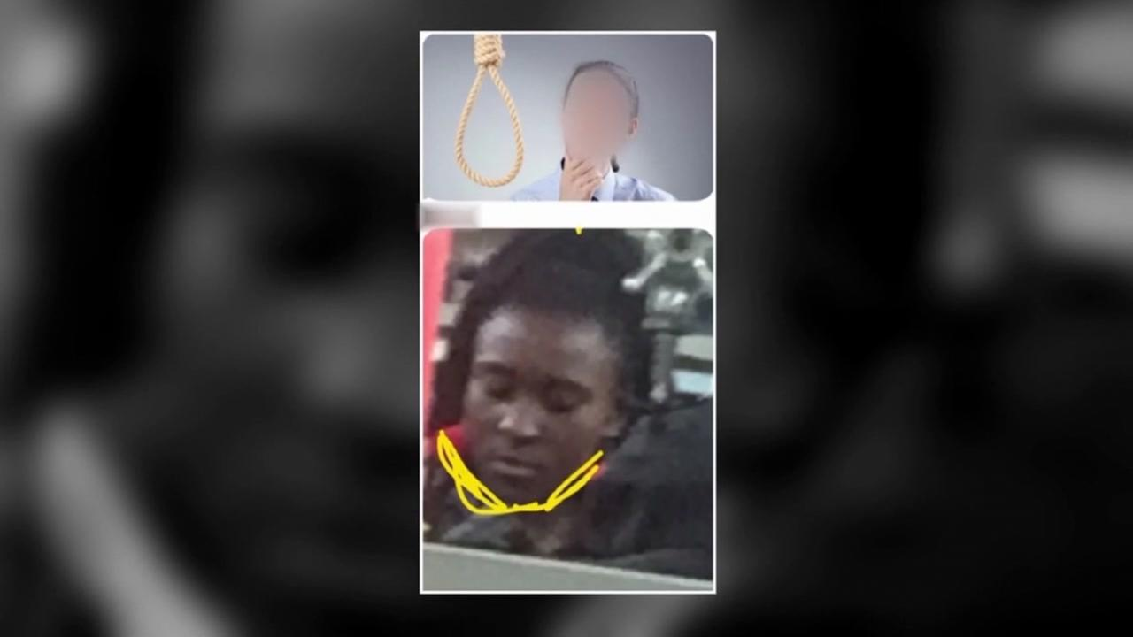 Noose drawing on African-American student sparks outrage at southern California high school