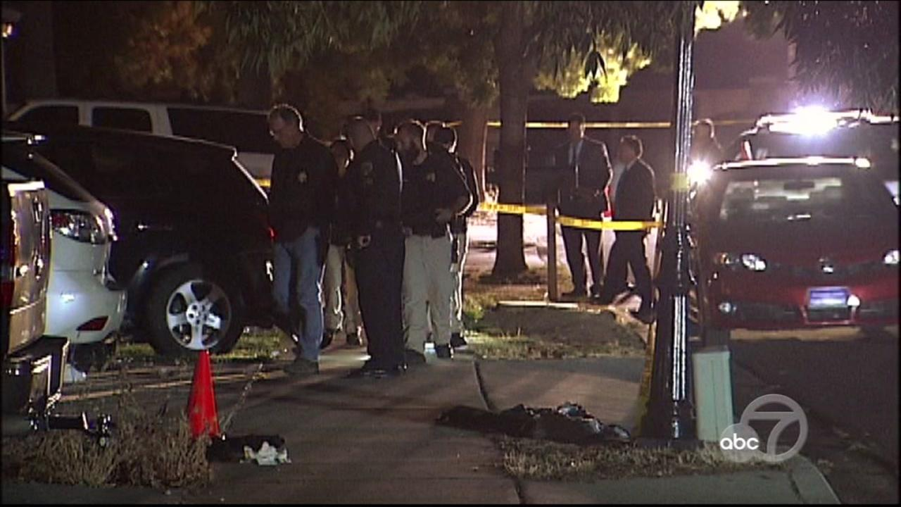 2 hospitalized after Brentwood officer-involved shooting, police investigating