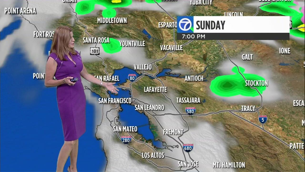 Live Doppler 7 Hd Bay Area Weather News Abc7news Com