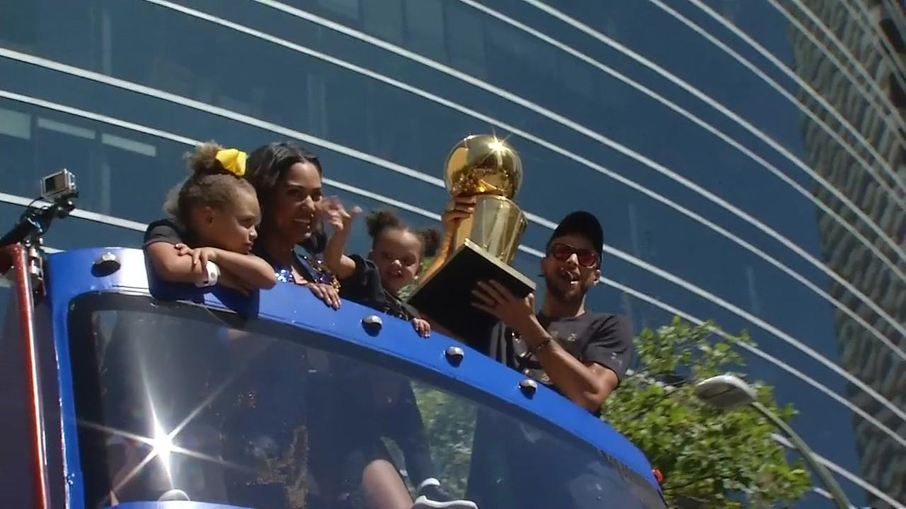 Golden State Warriors NBA Championship parade was a success for Oakland