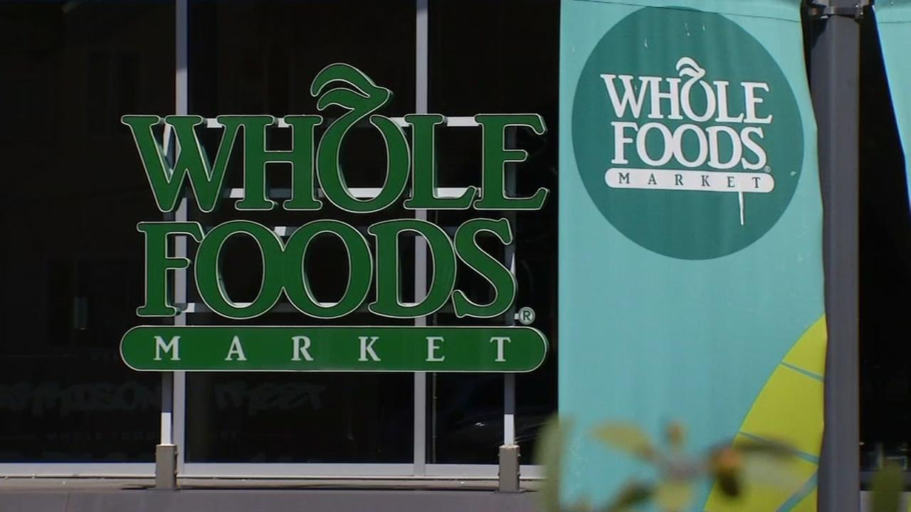 Retail, grocery stocks tank after Amazon buys Whole Foods