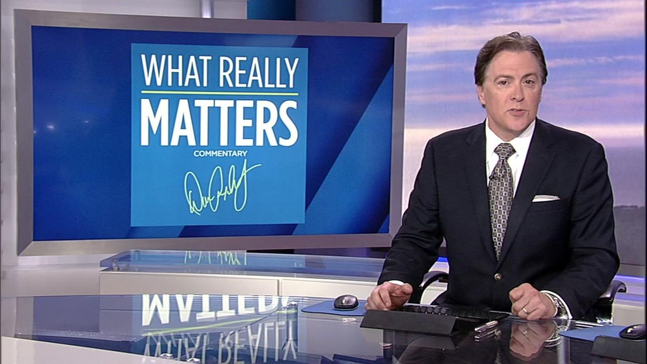 Dan Ashley delivers his What Really Matters segment on Friday, June 16, 2017.