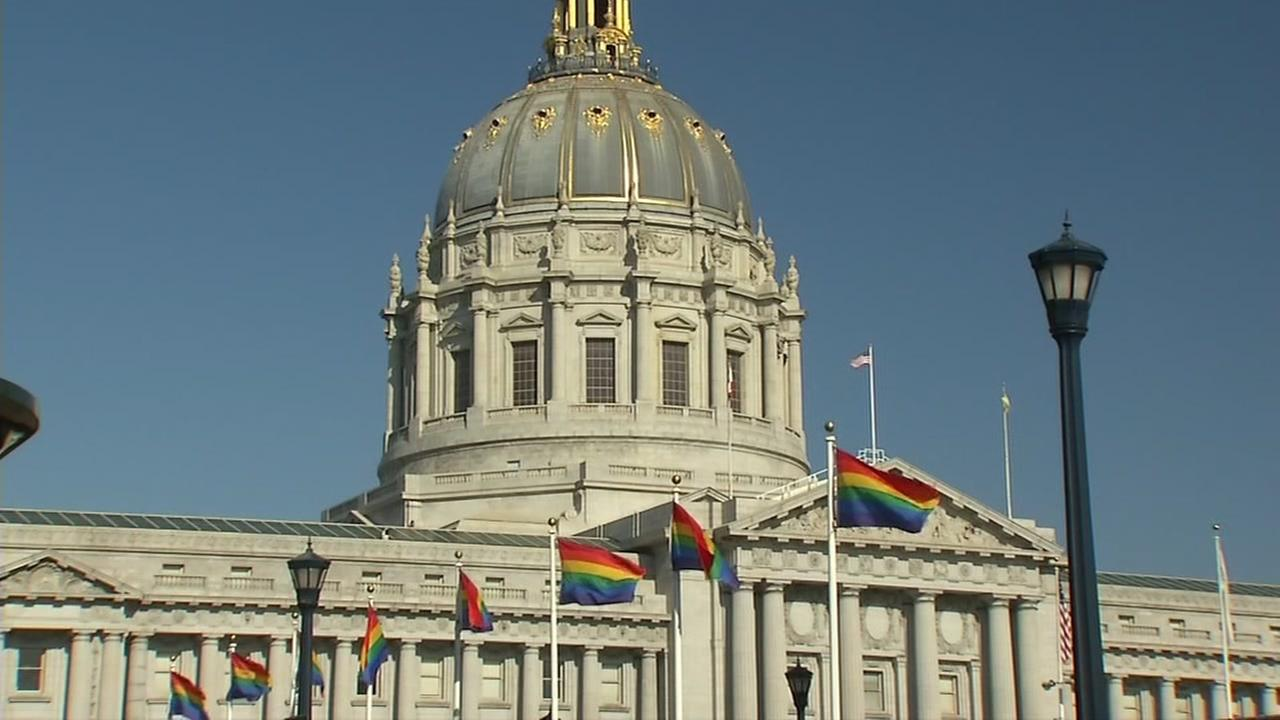San Francisco roads begin to close ahead of LGBT Pride Celebration