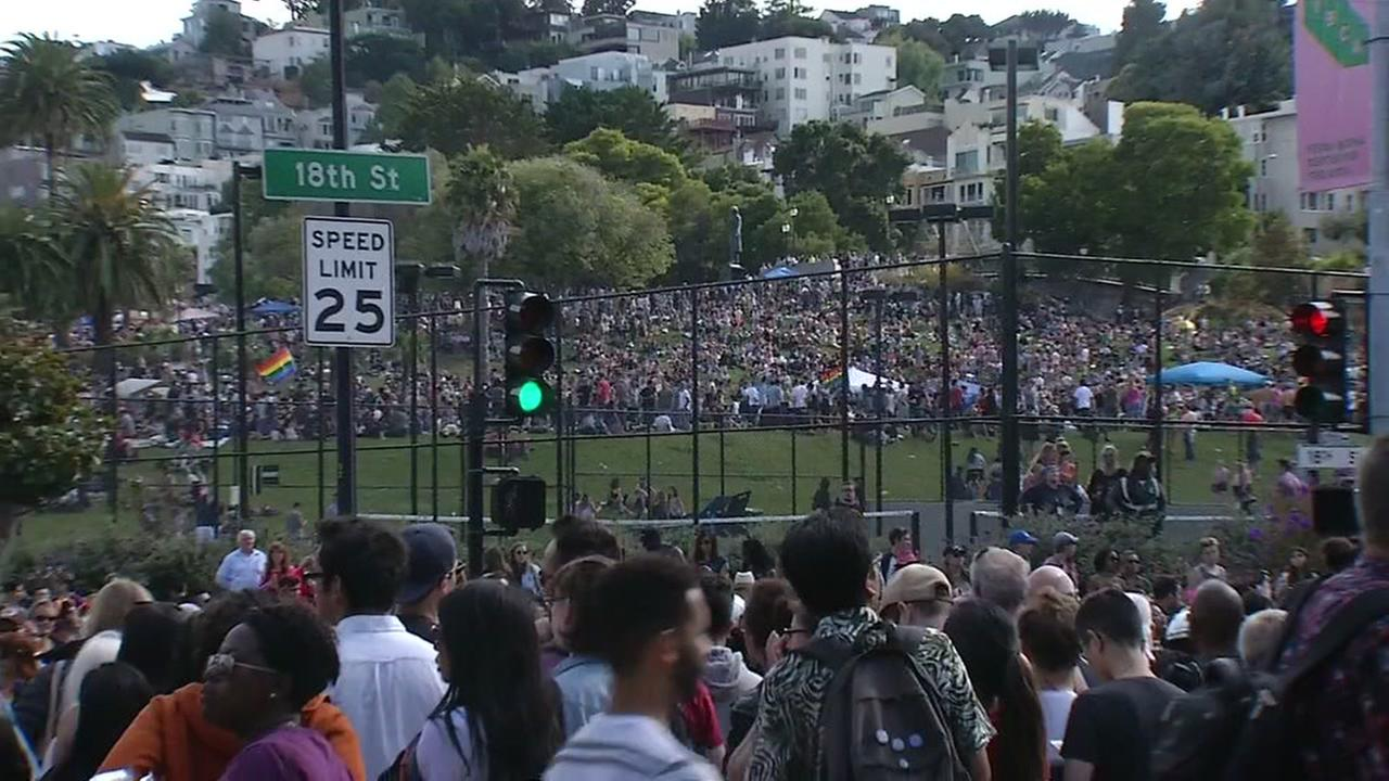 San Francisco prepares for heightened security during 2017 Pride Parade