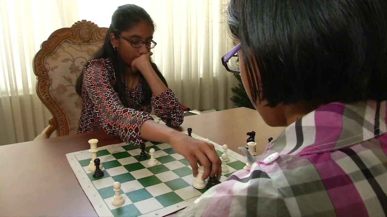 San Jose teen competes in national chess tournament in St. Louis