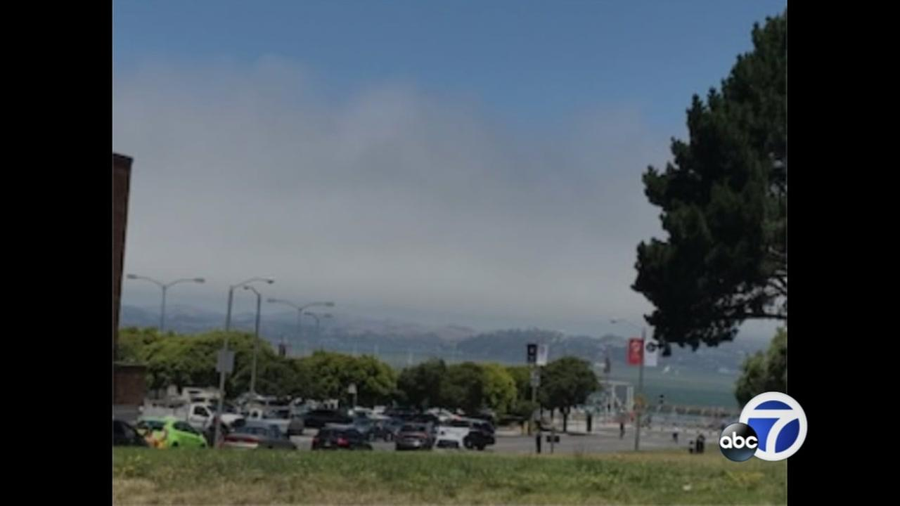 SFPD says suspicious package on Muni bus in Marina cleared