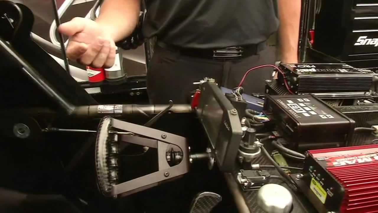 New engine technology is changing the game for drag racers facing off tonight at the NHRA Sonoma Nationals race.