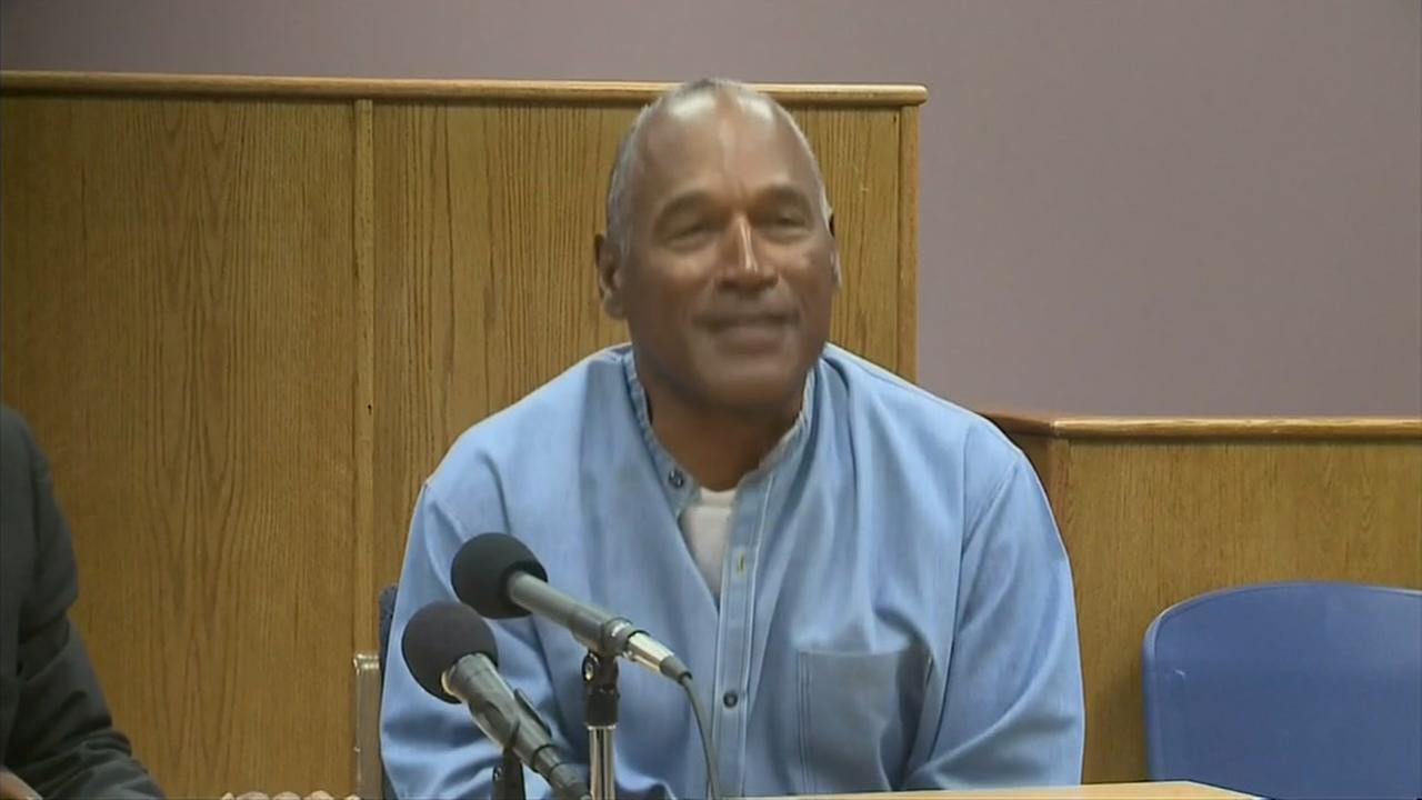 Bay Area resident react to O.J. Simpson parole verdict