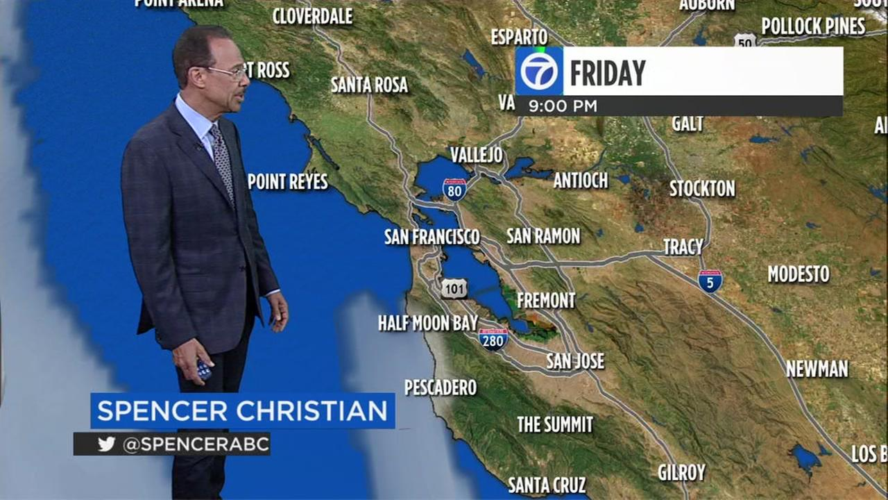 Watch your AccuWeather forecast for Friday