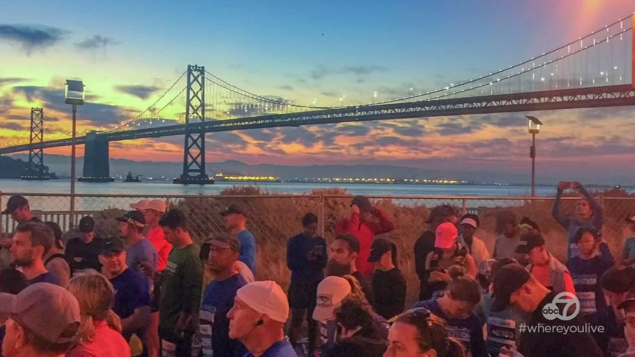 PHOTOS: 40th Annual San Francisco Marathon