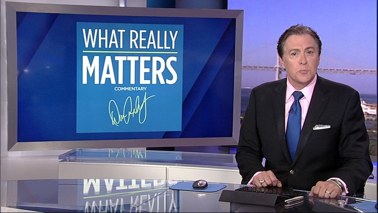 Dan Ashley delivers his What Really Matters segment on Friday, July 7, 2017.