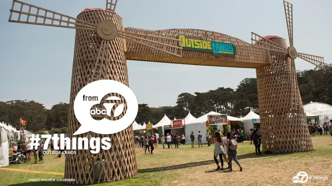 VIDEO: 7 tips to navigate Outside Lands like a pro