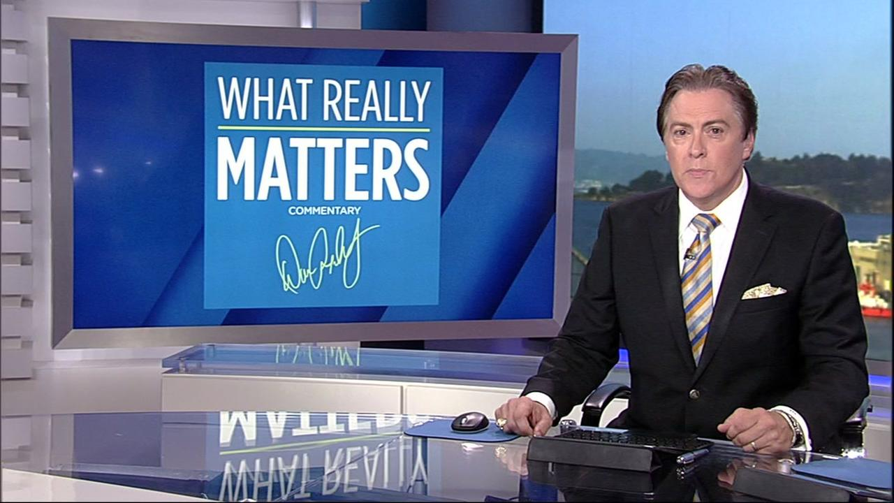 Dan Ashley delivers his What Really Matters segment on Friday, Aug. 11, 2017.
